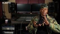 Professor Griff on Flavor Flav Doing Crack During Anti-Crack Music Video