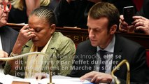 Présidentielle : Christiane Taubira s'en prend vivement à Emmanuel Macron
