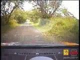 Clio R3 au Rallye de Goyave 2007