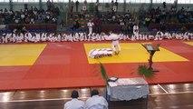 Kagami Biraki  POLE JUDO DEMONSTRATION DE CHUTE