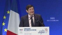 Patrick Kanner, discours d'ouverture - Forum national des conseils citoyens 27/10/2016
