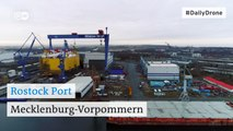 #DailyDrone: Rostock Port | Travel