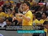 SONA: Coach ng UST men's basketball team, nagsalita na ukol sa isyu ng pangmamaltrato ng players