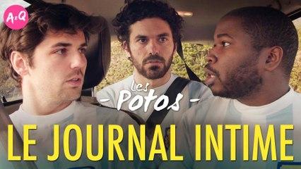 LES POTOS - LE JOURNAL INTIME
