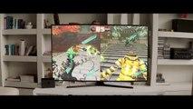 Nintendo Switch : Aperçu du menu debug