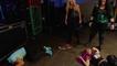 Charlotte Flair & Nia Jax Attacks On Bayley & Sasha Banks At WWE Raw