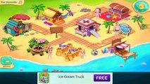 Летний отдых на пляже, отдых TabeTale игры для детей, андроид iOS, геймплей видео