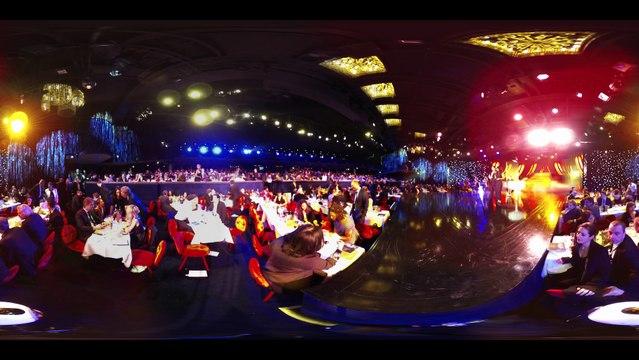 Globes De Cristal 2017 en 360° VR