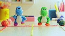 Poochy & Yoshi's Woolly World - Corto de Yoshi