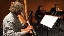 Répétition de l'Ensemble Da Camera