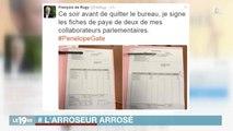 Le troll de François de Rugy qui fait flop - ZAPPING ACTU DU 01/02/2017
