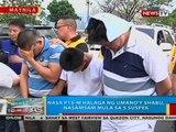 Nasa P15-M halaga ng umano'y shabu, nasamsam mula sa 5 suspek sa Maynila