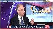 Doc Farukh Saleem sharing details of U Turns of Sharif Family's lawer Salman Akram Raja.
