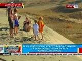 Sand boarding at 4x4 off-road adventure sa sand dunes, patok sa mga adrenaline junkie