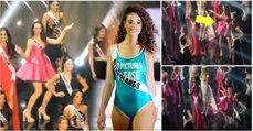 """Miss Holanda vira sensação na Internet ao dançar """"Single Ladies"""" no intervalo da Miss Universo"""