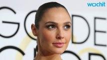 Gal Gadot Tweets New 'Wonder Woman' Pic