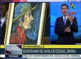 Conmemora Venezuela bicentenario del natalicio de Ezequiel Zamora