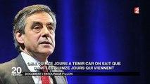 Le 20h de France 2 diffuse un enregistrement clandestin du huis-clos de François Fillon face aux députés