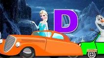 Frozen Songs ABC Song For Children | Frozen Cartoon ABC Alphabets Songs | Children Nursery Rhymes