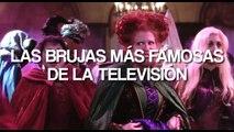 Las brujas más famosas de la televisión