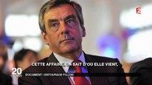 """Affaire Fillon : """"On a quinze jours à tenir. Je vous demande d'être totalement solidaires"""""""