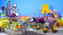 Mewtwo Pokemon Go - Thomas caught Mewtwo - Word Game - ABC Learning video for kids