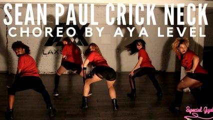 AYA DANCEHALL CHOREO ON CRICK NECK SEAN PAUL CHI CHIN CHING SPECIAL GYAL