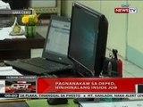 Abot sa P100,000 halaga ng pera at gadgets, natangay mula sa opisina ng DepEd sa Mandaue City