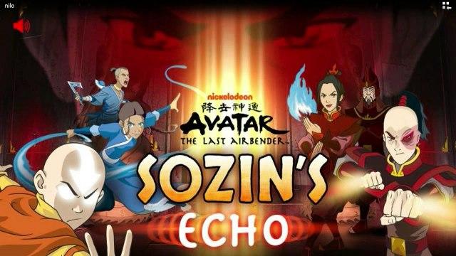 Avatar The Last Airbender - Sozins Echo - Avatar [Full] Game