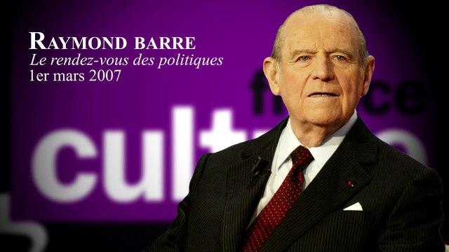 Raymond Barre vs Enthoven & BHL