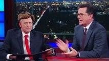 Jon Stewart Reunites with Stephen Colbert To Roast Donald Trump