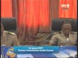 Conférence de presse prononcée par les douanes ivoirienne