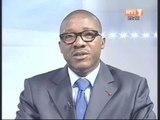 Le ministre des droits de l'homme et des libertés publiques est l'invité du journal télévisé