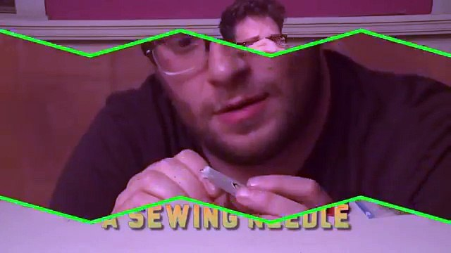 How to roll a Cross Joint with Seth Rogen HD [FULL VIDEO]