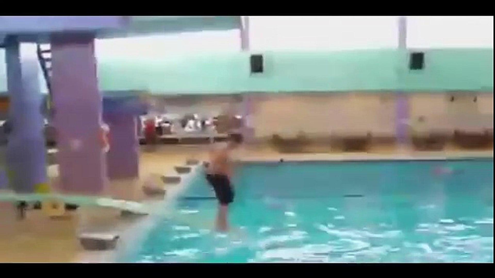 Компилация 4 - пребивания около басейн за Октомври 2015.Pool Fail Compilation. Пребиване след скок.