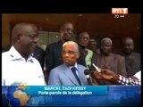 Politique/PDCI-RDA: le Président Henri Konan Bédié à échangé avec ses vice-présidents