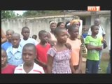 Gagnoa: Les artistes musiciens soulagent les orphelins et les victimes de guerre