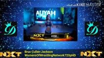 WWE NXT 2017.02.01 Ember Moon vs Aliyah