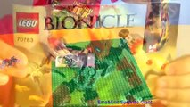 LEGO for Kids Bionicle 70783 Protector of Fire Video for Children by Ema&Eric Surprise Giant