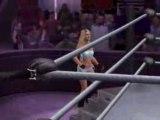 Smackdown vs raw 2008 Kelly Kelly
