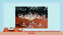 City of Paris 1924 Champagne Coupe Gift Box Set of 4 2d64d20e