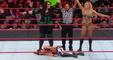 Charlotte Flair & Nia Jax Vs Bayley & Sasha Banks Tag Team Full Match At WWE Raw