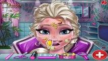 Frozen Elsa Games for Kids Toddlers Babies | Queen Elsa Skin Disease Meet Doctor