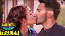 Badrinath Ki Dulhania Official Trailer Review | Karan Johar | Varun Dhawan | Alia Bhatt
