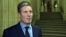 "Keir Starmer: Article 50 vote was ""difficult"" for Labour"