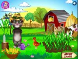 Talking Tom Farm Day. Help Talking Tom be the best farmer and have fun