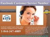 Contact Facebook Contact Number 1-844-347-4009 Anytime, Anywhere!