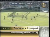 15.08.2007 - 2007-2008 UEFA Champions League 3rd Qualifying Round 1st Leg Toulouse FC 0-1 Liverpool
