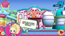 Shopkins Welcome to Shopville App Game Cupcake Baking Limited Edition Cupcake Queen