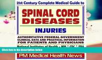 Audiobook  21st Century Complete Medical Guide to Spinal Cord Diseases, Injuries, and Spinal